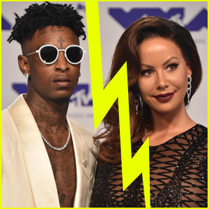 Amber Rose & 21 Savage Call it Quits After Nearly 2 Years of Dating