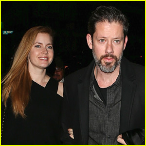Amy Adams & Husband Darren Le Gallo Couple Up for Date Night!
