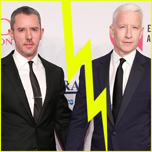 Anderson Cooper & Longtime Partner Benjamin Maisani Split After 9 Years Together