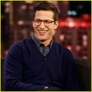 Andy Samberg Shares Hilarious Story About Being Naked in Public on 'Jimmy Kimmel Live'!