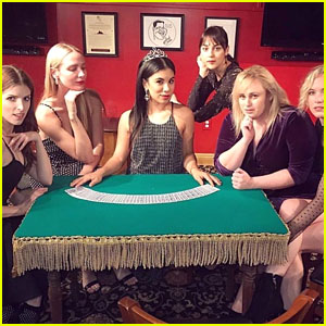 The 'Pitch Perfect' Bellas Reunite for a Sweet Birthday Surprise!