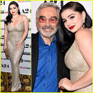 Ariel Winter Channels Old Hollywood for 'The Last Movie Star' Premiere