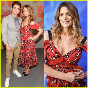Ashley Greene & Gregg Sulkin Celebrate Freeform's 'Siren' at Mermaid Museum VIP Night