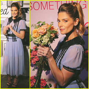 Ashley Greene Teams Up with Mindy Weiss to Host The Wedding Shop By Shutterfly's Launch!