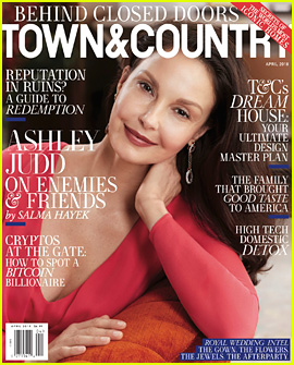 Ashley Judd Reveals What's Next After She Was 'Maliciously Blacklisted' By Hollywood