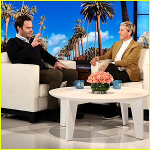 Bill Hader Explains Why He Got Kicked Out of Kate McKinnon's 'SNL' Audition - Watch!