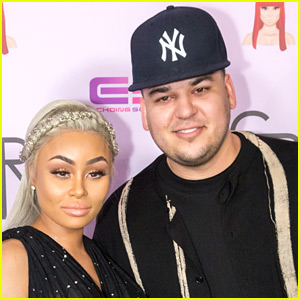 Blac Chyna Wishes Ex Rob Kardashian Happy Birthday Amid Split Drama