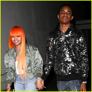 Blac Chyna Confirms Relationship with 18-Year-Old YBN Almighty Jay