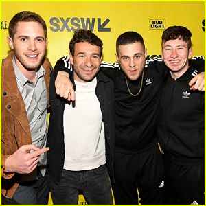 Blake Jenner & Barry Keoghan Bring 'American Animals' to SXSW!