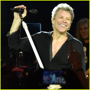 Bon Jovi's 'This House Is Not for Sale' Tops Billboard Charts For Second Week