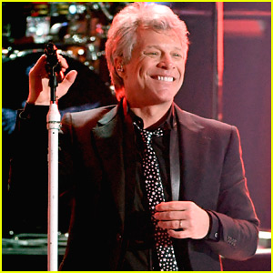Bon Jovi is Honored with Icon Award at iHeartRadio Music Awards 2018!