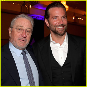 Bradley Cooper & Robert De Niro Buddy Up for Legacy of Changing Lives Dinner