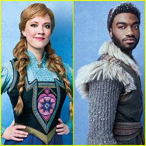 Broadway's 'Frozen' Debuts New Anna & Kristoff Song 'What Do You Know About Love?' Performed by Patti Murin & Jelani Alladin