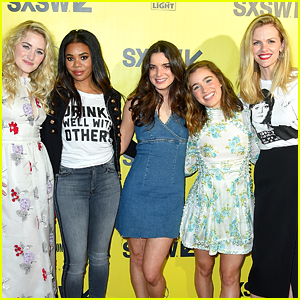Regina Hall & Brooklyn Decker Join Their Co-Stars at 'Support the Girls' SXSW Premiere