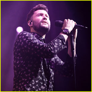 Calum Scott Celebrates Album Release With Special Concert