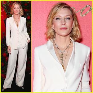 Cate Blanchett Launches Si Passione by Giorgio Armani in Australia!