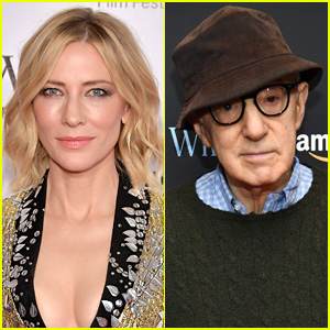 Cate Blanchett on Woody Allen Allegations: 'I Don't Think I've Stayed Silent At All'