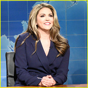 Cecily Strong Parodies Former White House Staffer Hope Hicks on 'SNL' - Watch!