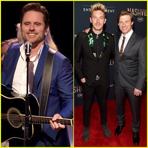Charles Esten & 'Nashville' Cast Celebrate Final Season with Special Concert!