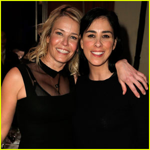 Chelsea Handler Gushes About Her 'Sister' Sarah Silverman