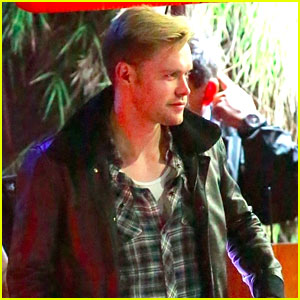 Chord Overstreet Steps Out Solo After Being Spotted with Emma Watson