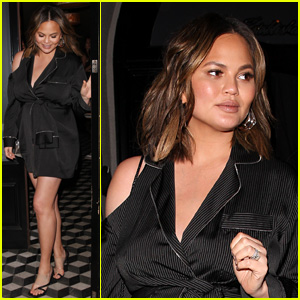 Chrissy Teigen Reveals How Much Weight She's Gained During Pregnancy