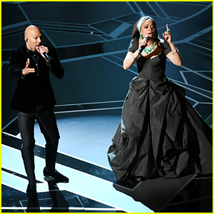 Andra Day & Common Perform 'Stand Up For Something' From 'Marshall' at Oscars 2018 - Watch Now!