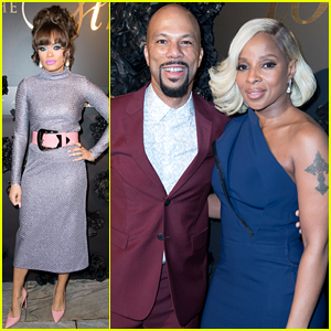 Oscar Nominee Common Hosts Toasts to the Arts with Mary J. Blige, Andra Day, & More!