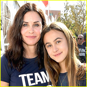 Courteney Cox Reveals What She Wants Daughter Coco to Get Her for Mother's Day!