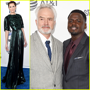 Daniel Kaluuya & 'Get Out' Cast Step Out for Spirit Awards 2018