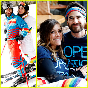 ParkCity - Darren's Charitable Work for 2018 Darren-criss-and-fiancee-mia-swier-hit-the-slopes-for-operation-smile