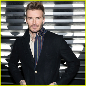 David Beckham Hosts House 99 Global Launch Party!