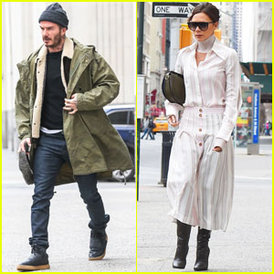 David & Victoria Beckham Continue Brooklyn's Birthday Celebrations!
