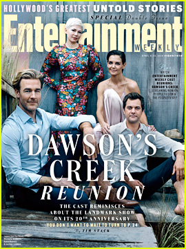'Dawson's Creek' Cast Reunites After 20 Years - See the Photos!