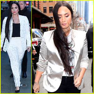 Demi Lovato Inspired Her Mom to Seek Help for Herself