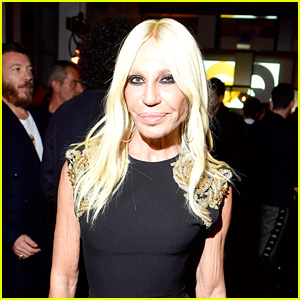 Donatella Versace Announces Versace Is Going Fur Free!