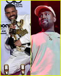 Are Drake & Kanye West Working on New Music Together?