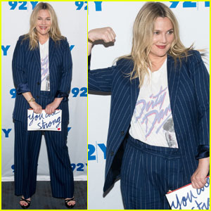 Drew Barrymore Has to Lie to Her Kids About 'Santa Clarita Diet'