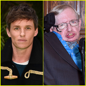 Theory of Everything's Eddie Redmayne Reacts to Stephen Hawking's Death