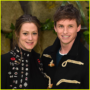Eddie Redmayne & Wife Hannah Welcome Son Luke!