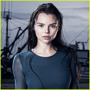 Meet 'Siren' Actress Eline Powell with These 10 Fun Facts (Exclusive)