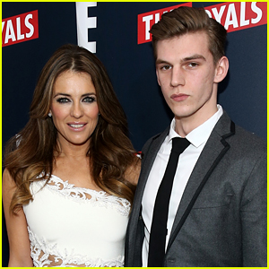 Elizabeth Hurley Provides Update on Nephew Miles After Stabbing