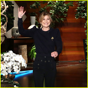 Ellen Pompeo Speaks Out About the Fight for Equal Pay on 'Ellen' - Watch Now!