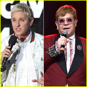 Ellen DeGeneres Reflects on Being Criticized by Elton John After She Came Out