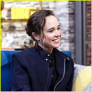 Ellen Page Discusses Zombies & Her New Movie 'The Cured' - Watch!