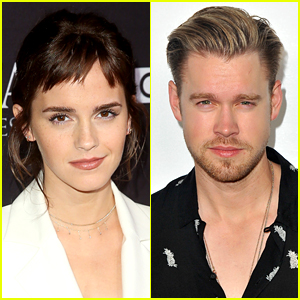 Emma Watson Spotted Holding Hands with Chord Overstreet!