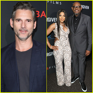 Eric Bana & Forest Whitaker Suit Up To Premiere 'The Forgiven' - Watch Trailer!