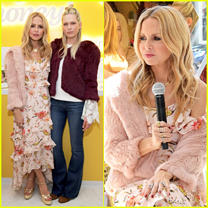 Erin Foster Hosts A Day of Style with Rachel Zoe at Bumble Hive LA!