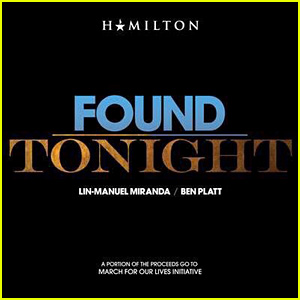 Lin-Manuel Miranda & Ben Platt's 'Found Tonight' - Stream, Lyrics & Download!