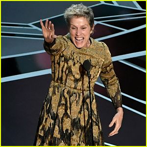 Frances McDormand Wins Best Actress at Oscars 2018, Recognizes All Female Nominees! (Video)